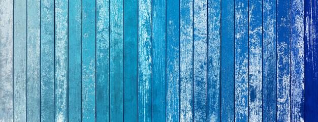Fond bois bleu vintage