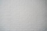 biała ceglana ściana, tło