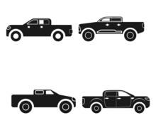 Ford Ranger. Vector, Ford Ranger. Sign Symbol Icon Vector , Ford Ranger. Silhouette.