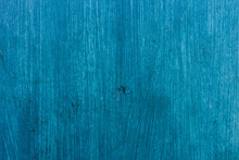 Blue Painted Wood Texture Background