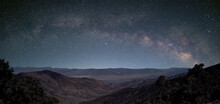 Milky Way Over Badwater Basin