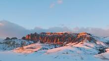 Pinnacles Near Blue Mesa Reservoir