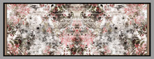 Indian Kurti And Duptta Digital Design Flower Pattern - Illustration