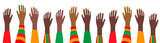 Juneteenth, African-American Independence Day, June 19. Day of freedom and emancipation - 435047426