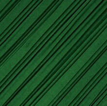 Mushroom Pleated Polyester Fabric Texture In Green