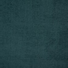 Woven Curtain Fabric Texture In Dark Teal
