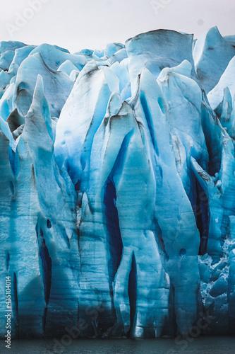 Fotografering Grey Glacier - Patagonia Chile