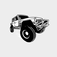 Vector Car Illustration