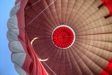 Hot Air Balloon Inside