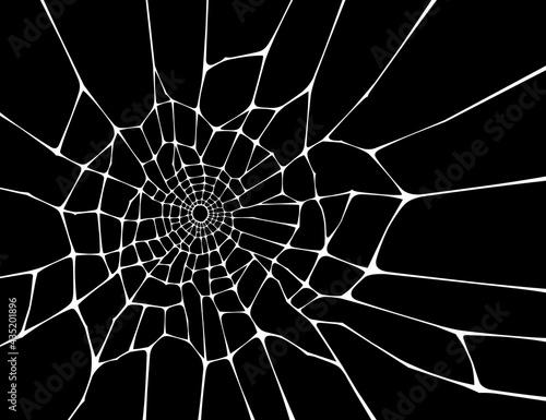 Canvastavla 弾痕 銃弾の穴 亀裂の入ったガラス 窓