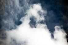 Clouds In The Sky Timelapse, Nacka, Sverige, Sweden, Stockholm