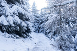 Góry zimą, najpiękniejsze widoki