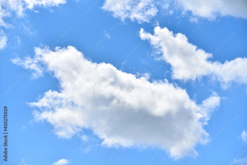 niebo czyste