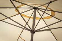Large Umbrella For Protection From The Sun.