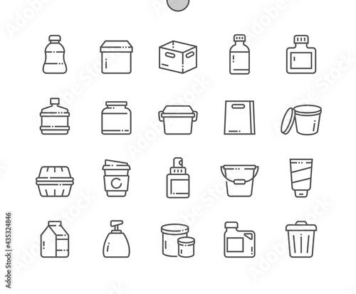 Fotografie, Obraz Containers