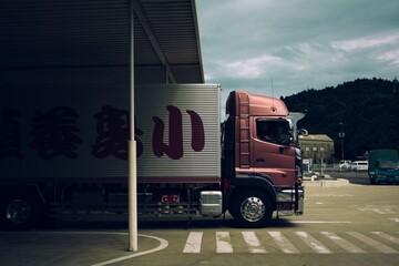 #transport #business #truck #logistic