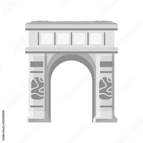 Obraz na płótnie Arch of Triumph Paris