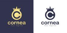 The Letter C Logo Has A Kingdom Concept