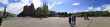 Der Domplatz von Erfurt