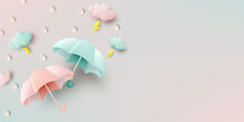 Cute Umbrella For Monsoon Season