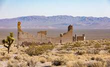 Rhyolite Abandoned Town In Usa