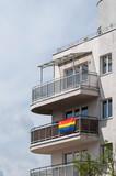 Fototapeta Rainbow - lgbt