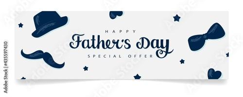 Fotografie, Obraz Father's Day Sale