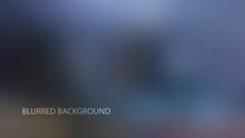 Blue, Light Blue, Brown Blurred Background Vector Illustration .