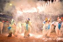 Carnaval Fiesta Disfraz Oruro Bolivia