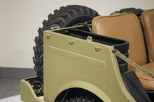 Old Army Vehicle Details