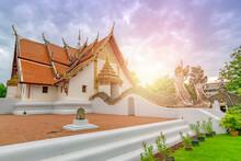 Wat Phumin, Nan Province, Thailand