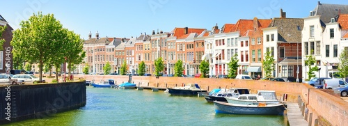 Photo Middelburg city centre
