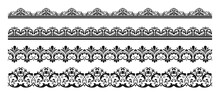 Lace Border Ornamental Collection
