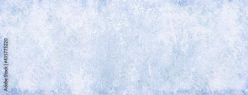 Foto Classic blue wet watercolor on white splash paint texture or grunge background d