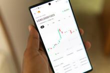 Shiba Inu Price Cryptocurrency Chart