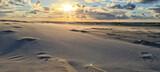 Fototapeta Fototapety z morzem do Twojej sypialni - panorama plaży