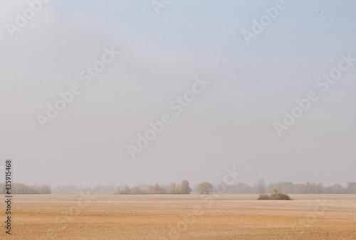 Fotografia field agricultural farming season tillage soil preparation