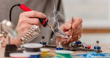Quadcopter Repairing Process
