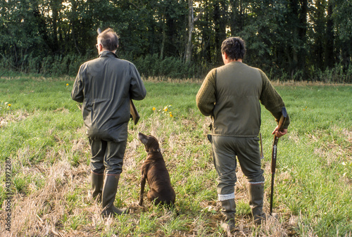 Photo Chasseur, chasse