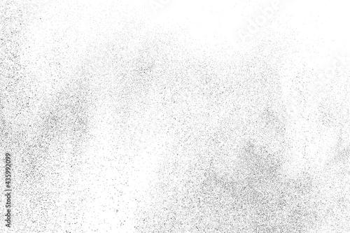 Fotomural Distressed black texture