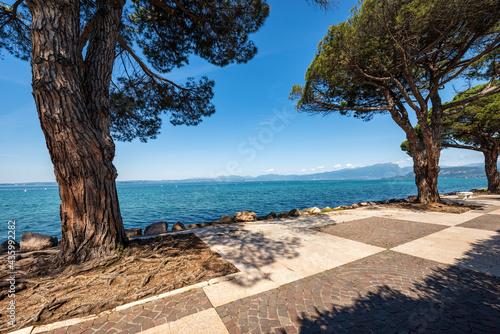 Obraz na plátně Lago di Garda