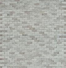 Gray Bricks Close Up. Texture Of Concrete Wall. Fence Made Of Concrete Blocks.