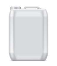 Jerry Can Mockup.