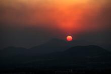 Contaminación Por Incendios Forestales