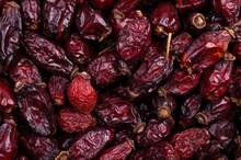 Dry Rosehip Berries.