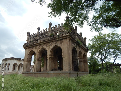 Fototapeta Golconda Tombs
