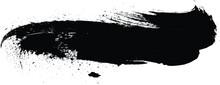 Vector Grunge Background. Modern Line Brush Stroke.