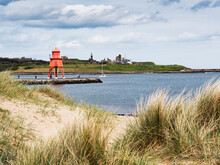 View From South Shields To Tynemouth