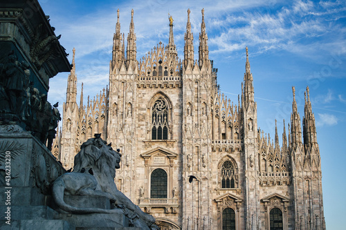 Foto Duomo di Milano.