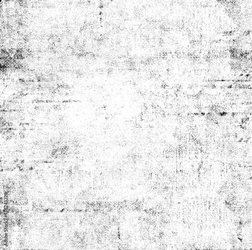 Carta da parati Scratched Frame